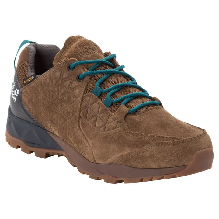 Cascade Hike LT Texapore Low Scarpa multifuzione da uomo Jack Wolfskin 461122746070 Colore marrone Taglie 46 N. figura 1