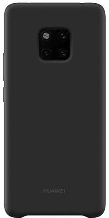 Hard-Cover Silikon black Coque Huawei 785300143383 Photo no. 1