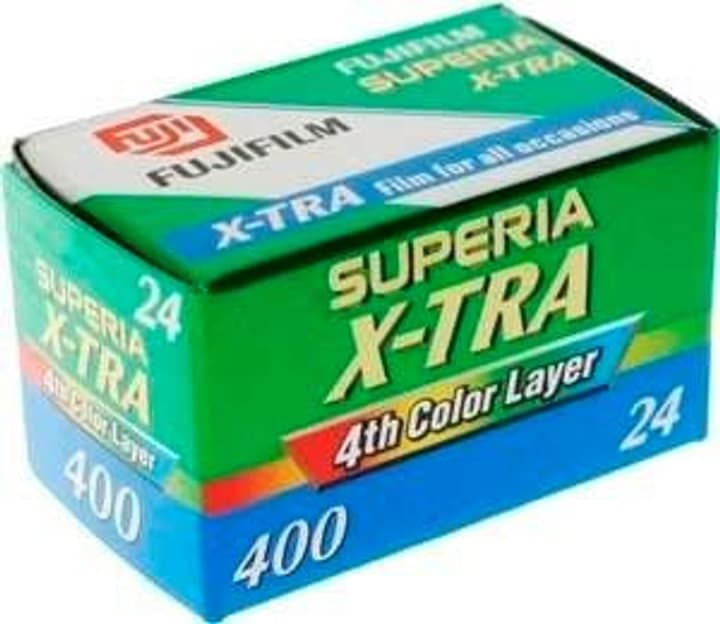 Superia 400 X-TRA 135-24 Pellicule photo FUJIFILM 785300127576 N. figura 1