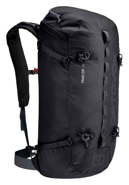 Trad Zip 26 Alpinrucksack Ortovox 466215400020 Grösse Einheitsgrösse Farbe schwarz Bild-Nr. 1