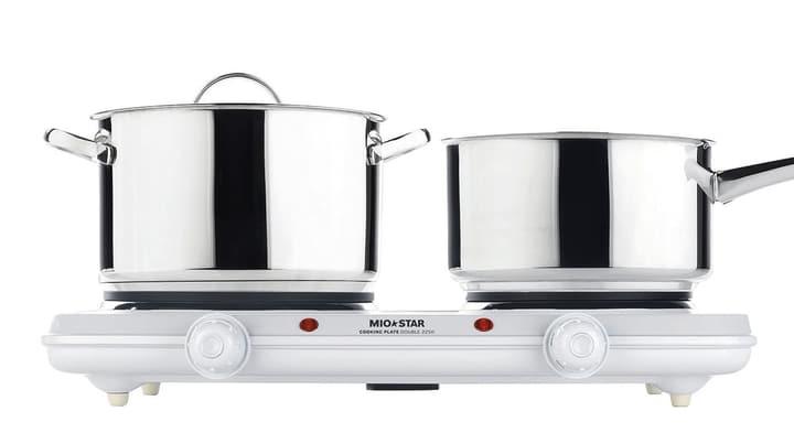 Cooking Plate double Fornello elettrico Mio Star 717480800000 N. figura 1