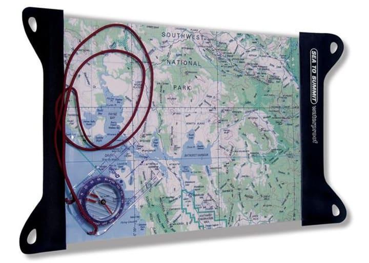 TPU Guide Map Case S Custodia per mappe Sea To Summit 470684700000 N. figura 1