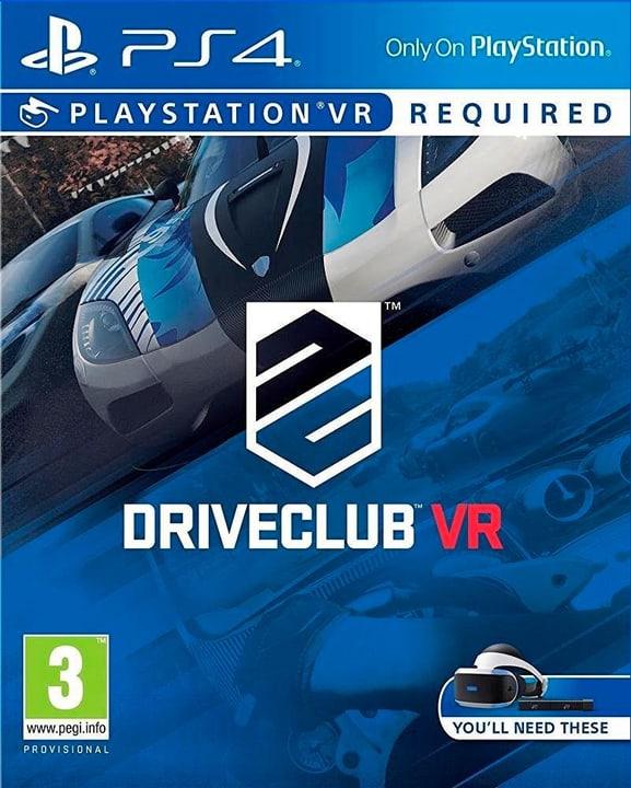 PS4 VR - DriveClub VR 785300121459 Photo no. 1
