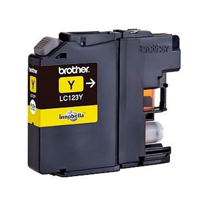 LC-123Y cartuccia d'inchiostro giallo Cartuccia d'inchiostro Brother 798505300000 N. figura 1