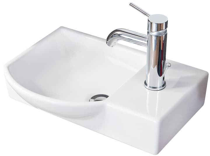 Becken Gäste WC link FACKELMANN 675446700000 Bild Nr. 1