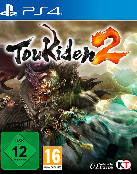 PS4 - Toukiden 2 785300121783 Photo no. 1
