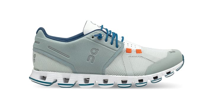 Cloud 70/30 Scarpa da donna running On 473002739081 Colore grigio chiaro Taglie 39 N. figura 1