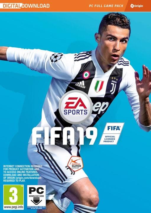 PC - FIFA 19 Box 785300138040 Bild Nr. 1