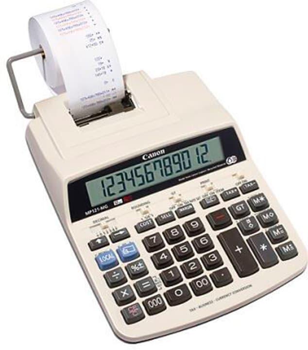 Calculatrice MP-121 MG 12-chiffres blanc Calculatrice Canon 785300151411 Photo no. 1