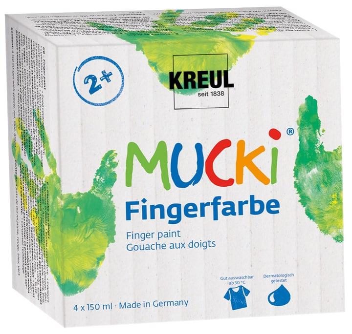 Mucki pittura per dito C.Kreul 665503400000 N. figura 1