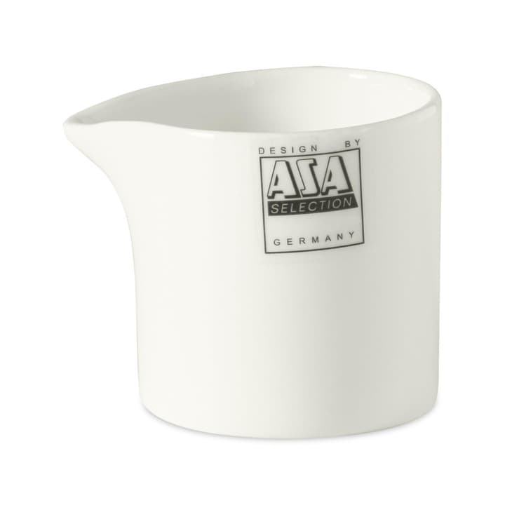A TABLE Crémier ASA 393003137551 Dimensions L: 5.0 cm x P: 5.0 cm x H: 5.0 cm Couleur Blanc Photo no. 1