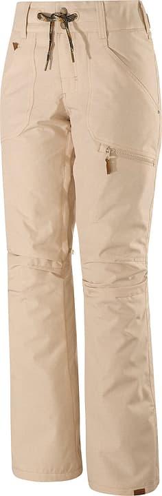 NADIA PT Pantaloni da neve da donna Roxy 462540500212 Colore cemento Taglie XS N. figura 1
