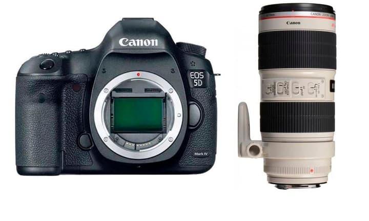 EOS 5D Mark IV + EF 70-200mm 2.8L Canon 785300126136 Bild Nr. 1