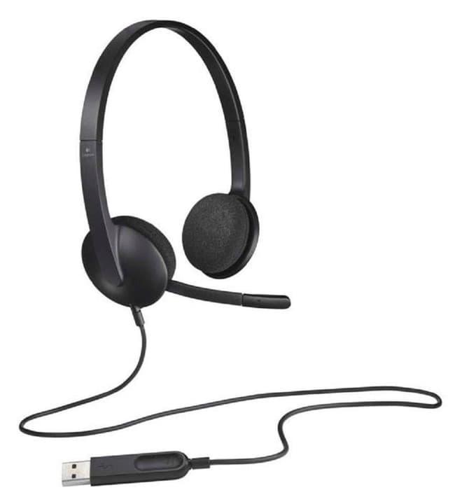 USB Headset H340 Logitech 795801200000 N. figura 1