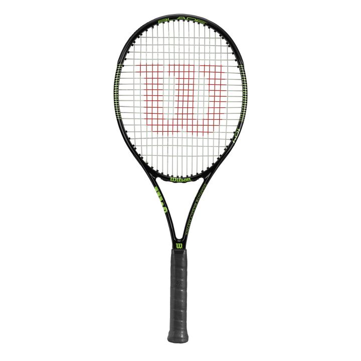 Blade 104 Raquette de tennis Wilson 491547100320 Tailles des poignées 003 Couleur noir Photo no. 1