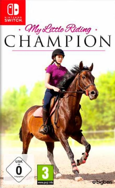NSW - My Little Riding Champion (D/F) Box 785300138859 Photo no. 1
