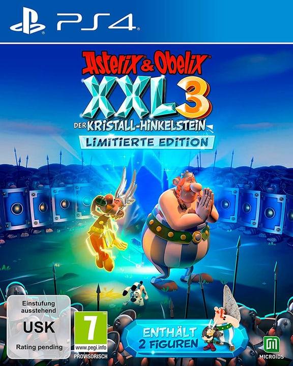 PS4 - Asterix & Obelix XXL 3: Der Kristall-Hinkelstein - Limitierte Edition Box 785300148918 Photo no. 1