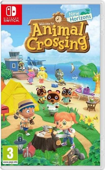 NSW - Animal Crossing New Horizons  F Box Nintendo 785300150328 Langue Français Plate-forme Nintendo Switch Photo no. 1