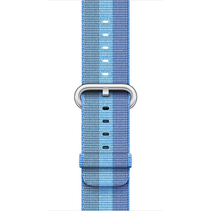 Cinturino in nylon intrecciato azzurro Tahoe (42 mm) Apple 785300128929 N. figura 1