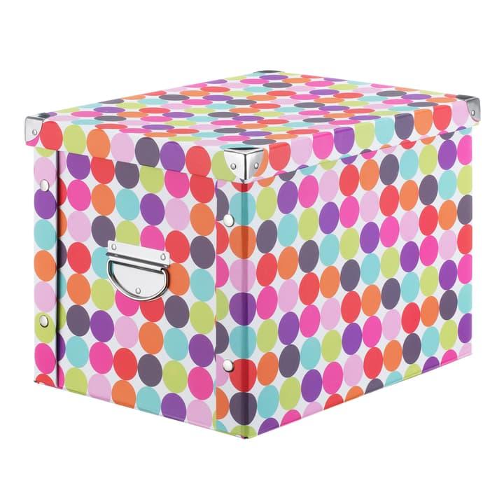 STORA Aufbewahrungsbox 440641000292 Farbe Multicolor Grösse B: 36.0 cm x T: 27.5 cm x H: 26.5 cm Bild Nr. 1