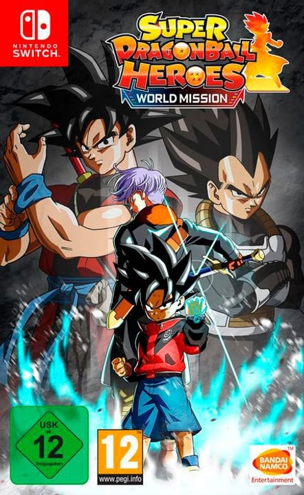 NSW - Super Dragonball Heroes World Mission - Day One Edition Box 785300141677 Bild Nr. 1