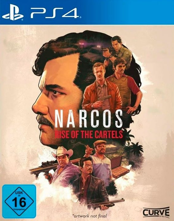 PS4 - Narcos: Rise of The Cartels D Box 785300147493 Photo no. 1