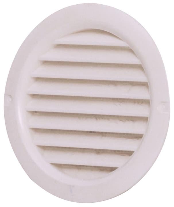 Griglia di ventilazione sintetica Suprex 678014800000 Colore Bianco Annotazione Ø 100 mm N. figura 1