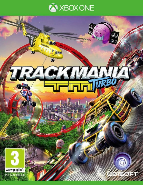 Xbox One - Trackmania Turbo 785300120289 N. figura 1
