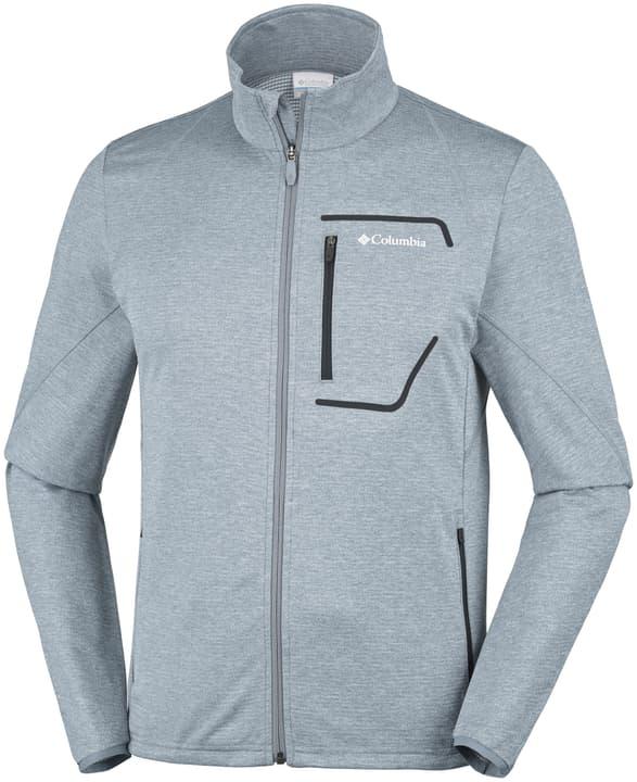 Chester Park Veste polaire pour homme Columbia 465720900581 Couleur gris claire Taille L Photo no. 1