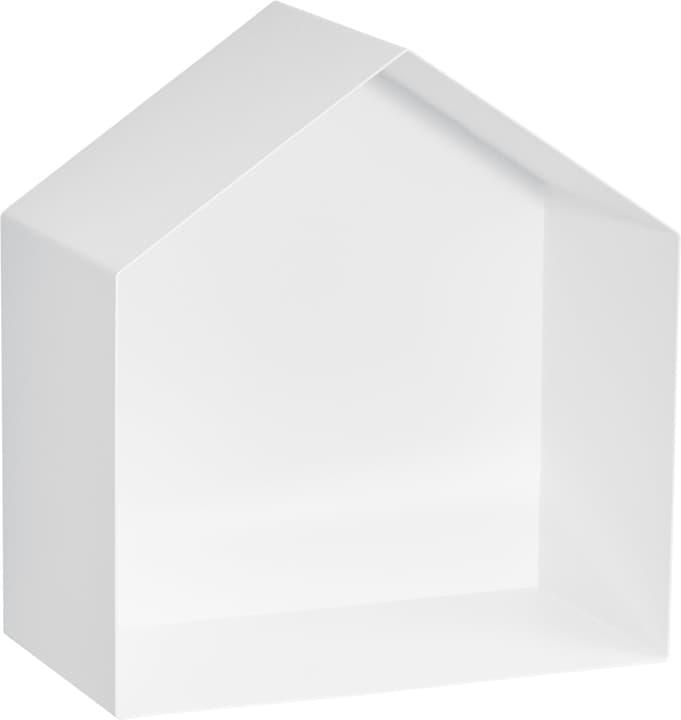 MARLEY Scaffale pensile 407557302010 Dimensioni L: 25.0 cm x P: 14.0 cm x A: 27.0 cm Colore Bianco N. figura 1