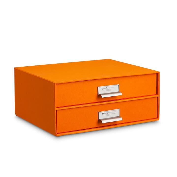 BIGSO CLASSIC Contenitore cassetti 386158400000 Dimensioni L: 25.0 cm x P: 33.5 cm x A: 14.0 cm Colore Arancione N. figura 1