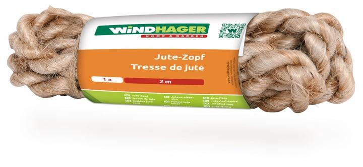 Tresse de jute Cordeau Windhager 631232600000 Photo no. 1