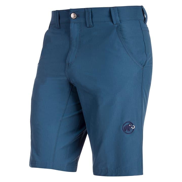 Hiking Short pour homme Mammut 462779504822 Couleur bleu foncé Taille 48 Photo no. 1