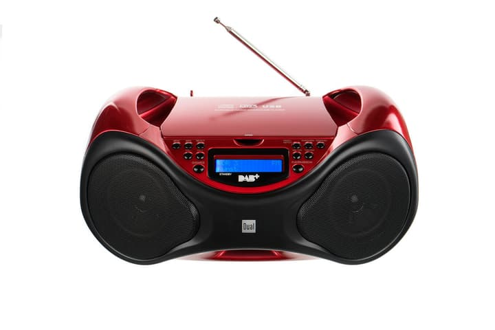 DAB-P 101 Radio CD Dual 773018300000 Photo no. 1