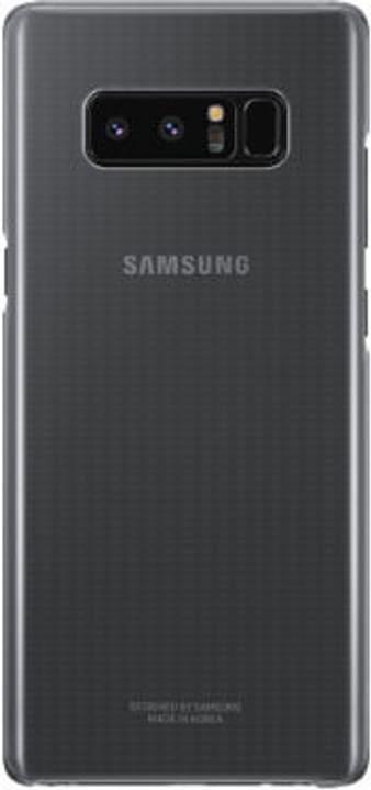 lear Cover Note 8 noir Samsung 785300129635 Photo no. 1