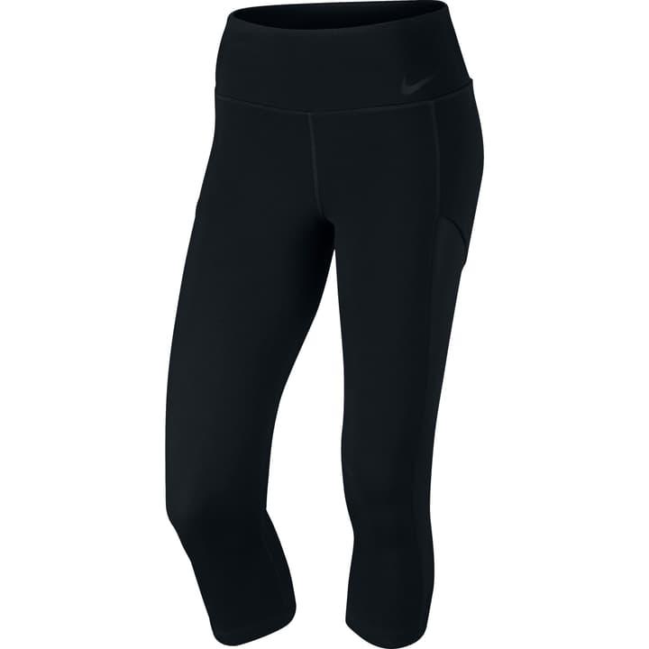 Capri Baseline Pantalon 3/4 de tennis pour femme Nike 473217300620 Couleur noir Taille XL Photo no. 1