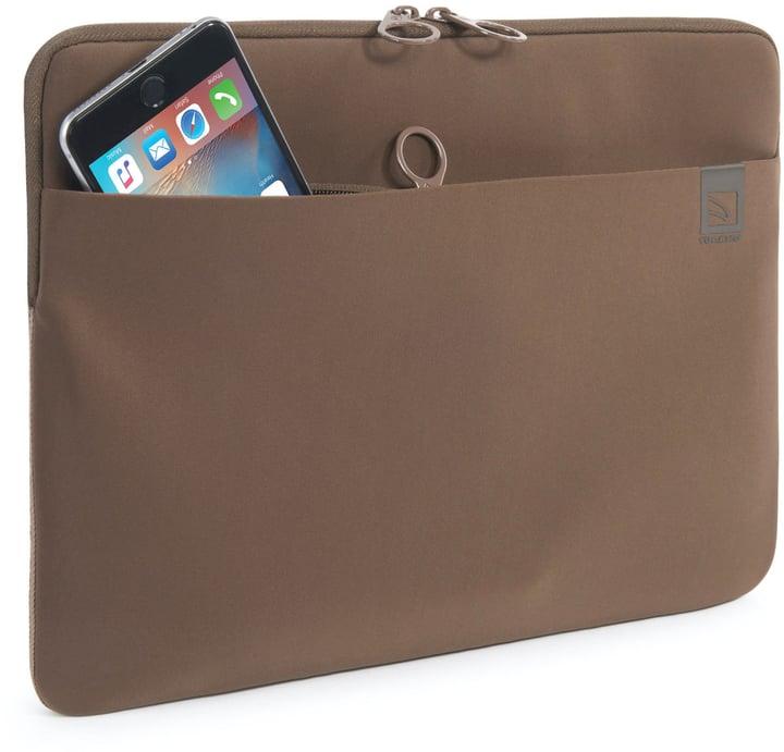 "Second Skin bag 13"" - marrone Tucano 785300132296 N. figura 1"