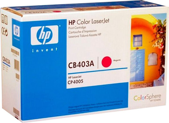 Toner, magenta HP 785300125127 Photo no. 1