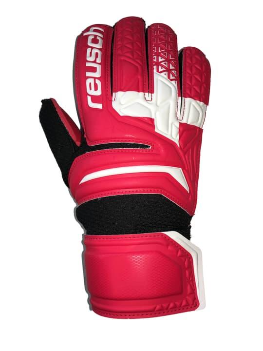Prisma Swiss Junior Gants de gardien de but de football pour enfant SUISSE Reusch 461933906030 Couleur rouge Taille 6 Photo no. 1