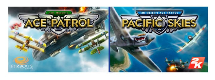 PC - Sid Meier's Ace Patrol Bundle Digitale (ESD) 785300133276 N. figura 1