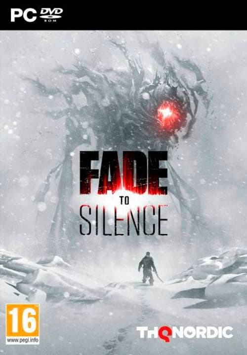 PC - Fade to Silence F Box