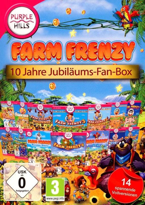 PC - Purple Hills: Farm Frenzy 10 Jahre Jubiläums-Fan-Box 785300129488 N. figura 1