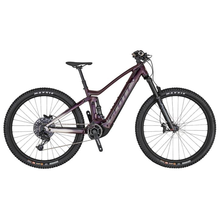"Contessa Strike eRide 910 29"" E-Mountainbike Scott 463367400428 Farbe aubergine Rahmengrösse M Bild Nr. 1"