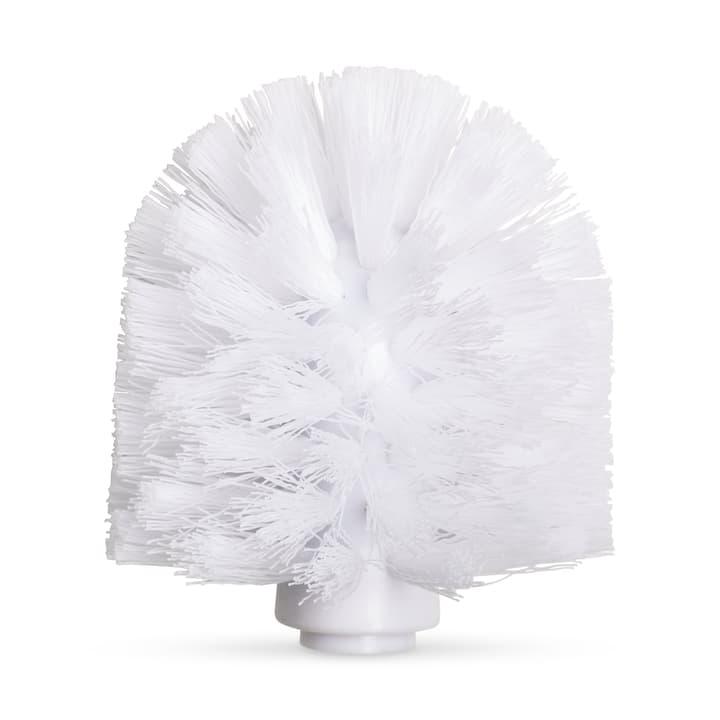 WHITE BASE Brosse à remplacement 374006490161 Couleur Blanc Dimensions L: 10.0 cm x P: 9.0 cm Photo no. 1