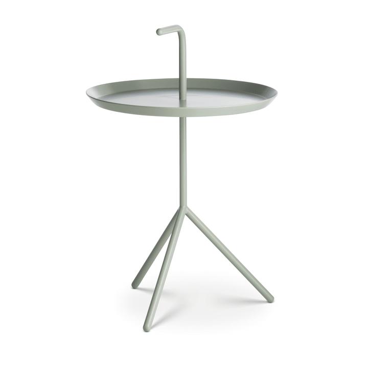DLM SIDE Tavolo HAY 362168800047 Dimensioni A: 58.0 cm Colore Mint N. figura 1