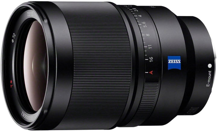 E-Mount FF 35mm F1.4 Zeiss Objektiv Sony 785300129920 Bild Nr. 1