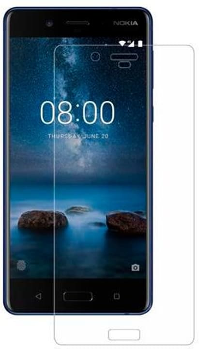 "Display-Glas  ""3D Glass Case-Friendly clear"" Protection d'écran Eiger 785300148335 Photo no. 1"