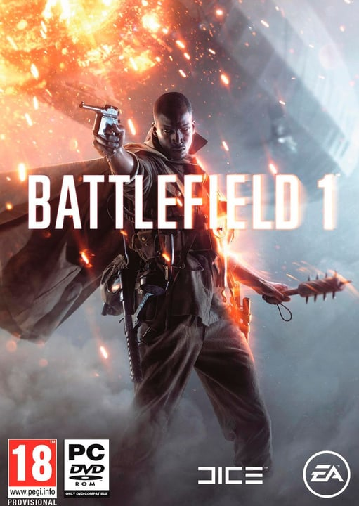 PC - Battlefield 1 Fisico (Box) 785300121110 N. figura 1