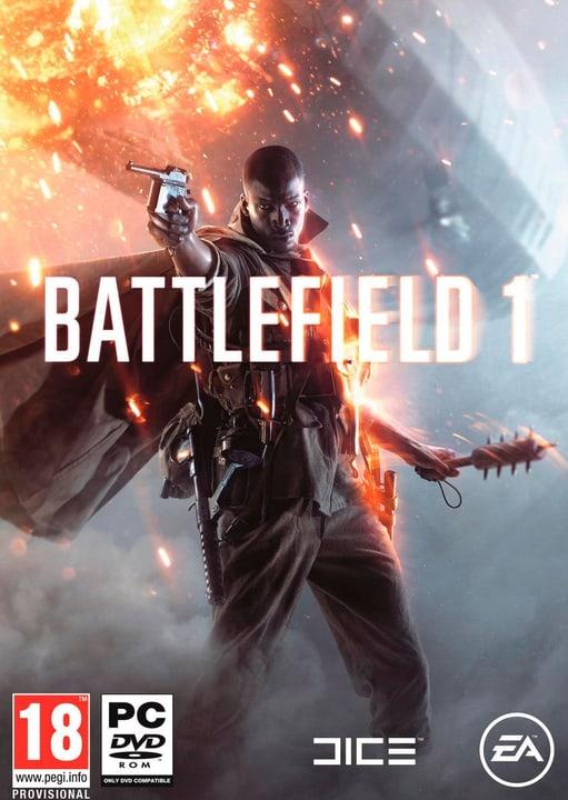 PC - Battlefield 1 Physique (Box) 785300121110 Photo no. 1