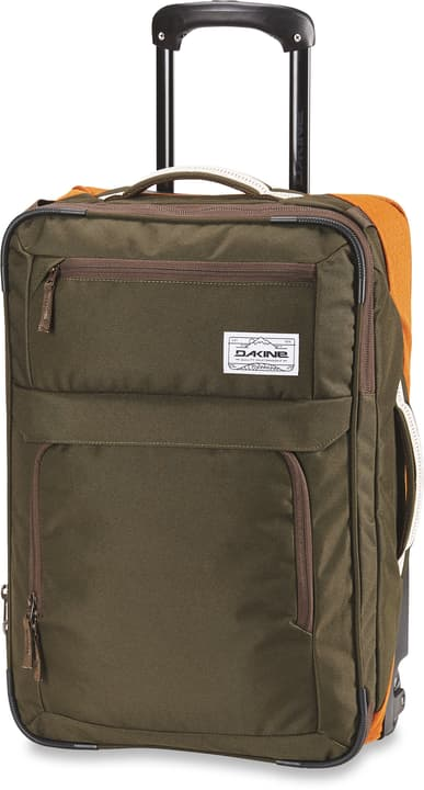 Carry on Roller Valise chariot Dakine 460264900035 Couleur orange foncé Taille Taille unique Photo no. 1